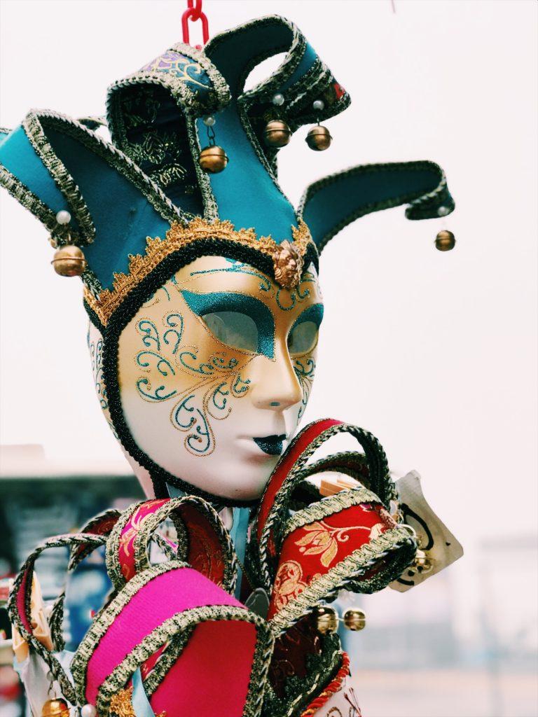 ベネチア仮面