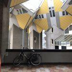 オランダ第2の都市ーロッテルダムのキューブハウスに入ってみました!