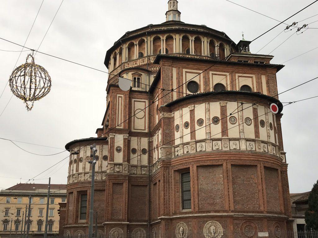 サンタマリアデッレグラッツエ教会