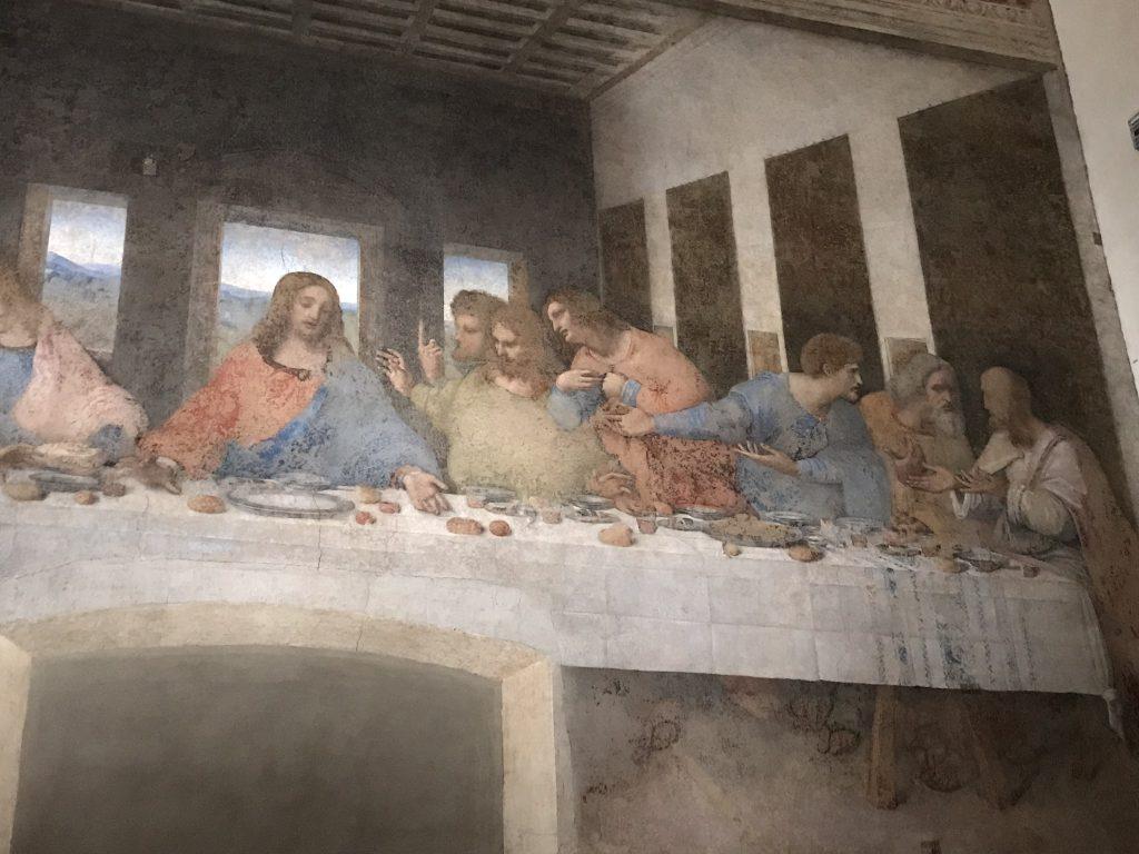 最後の晩餐12使徒