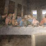 レオナルド・ダ・ヴィンチの「最後の晩餐」簡単オンライン予約方法!ミラノのサンタ・マリア・デッレ・グラッツエ教会