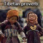 チベット人から学ぶ、本当に幸せに、元気に長生きするための4つの秘訣とは?